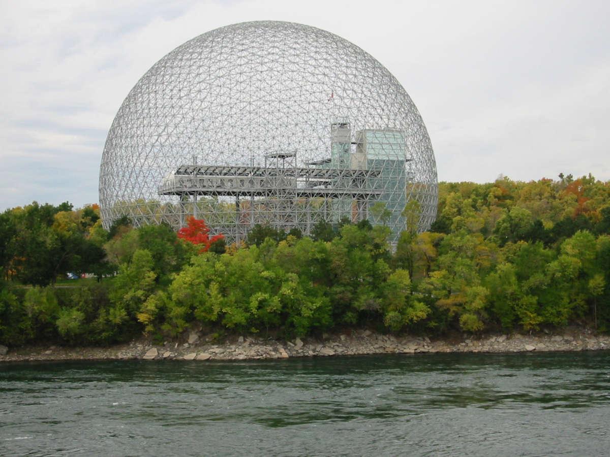La Biosphere de Montreal