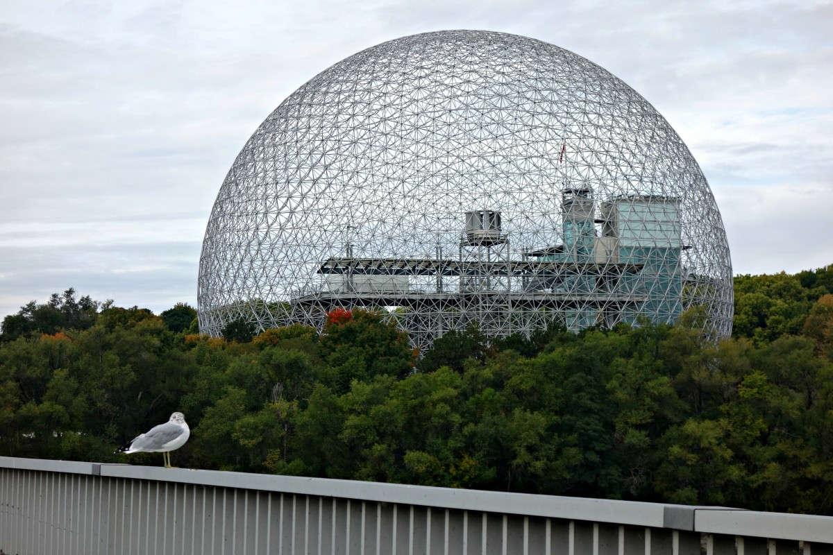 Histoire Biosphere Montreal